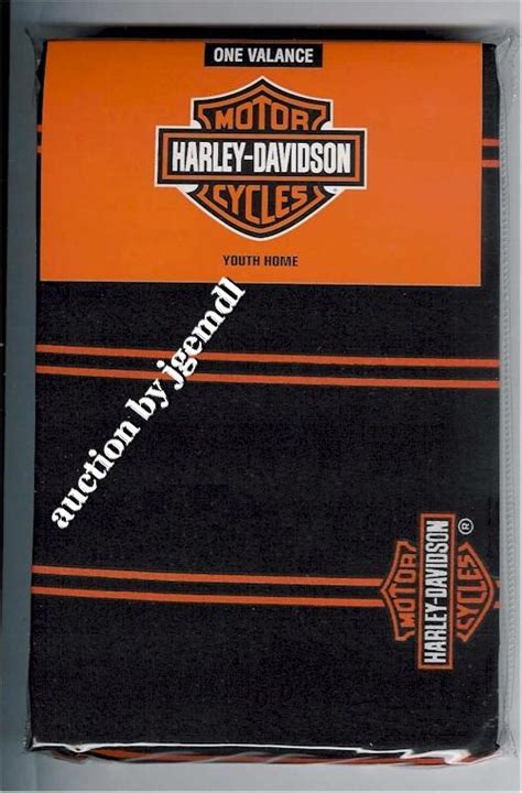 harley davidson window curtains harley davidson flame fireball window curtain valance ebay