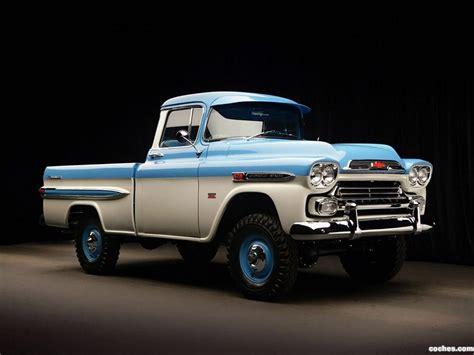imagenes de pickup chevrolet fotos de chevrolet 3100 deluxe pickup 1959