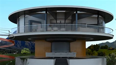 rotating house a rotating home to make the most of solar energy