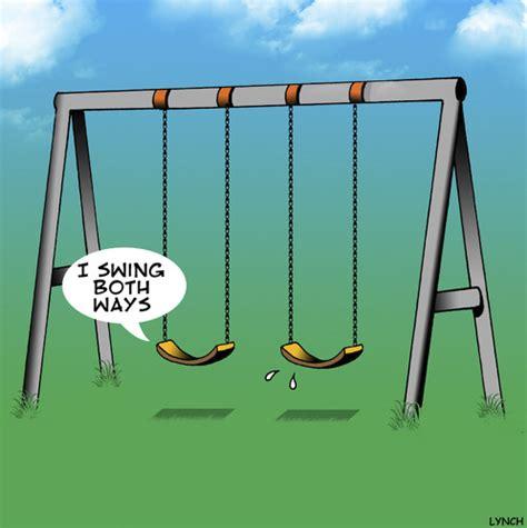 cartoon swing swings both ways by toons love cartoon toonpool