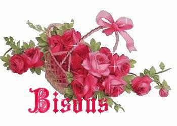bloemen orakel fleurs flowers gif fleurs flowers kisses descubre