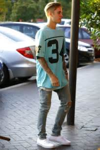 justin bieber street style my real style