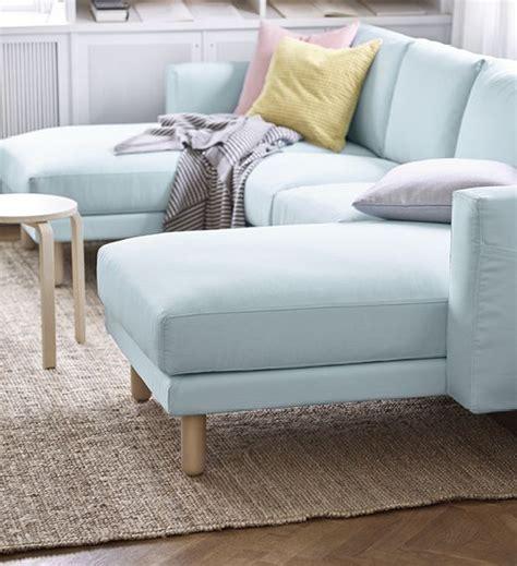 Ikea Sofa Werbung by Norsborg 2er Sofa Mit Zwei R 233 Camieren M 246 Bel
