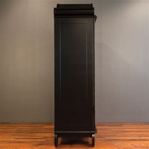 distressed black armoire chelsea armoire distressed black