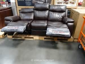 spectra dakoda power motion leather sofa