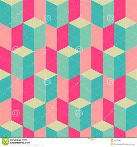 abstract retro pattern abstract retro geometric seamless pattern stock