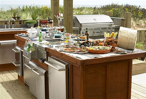 The Backyard Kitchen Outdoor Kitchens The Tub Factory Island Tubs