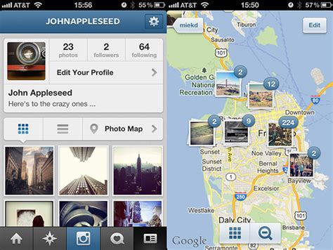 instagram map tutorial instagram 3 0 focuses on geotagging and browsing experience