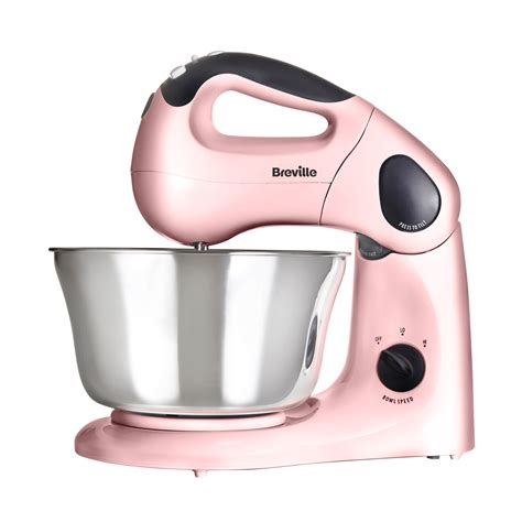 Breville Toasters Uk Breville Pick Amp Mix Pink Stand And Hand Food Mixer Vfp058