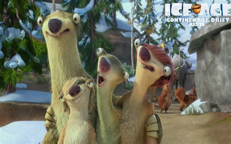 ice age continental drift wallpapers pictures images