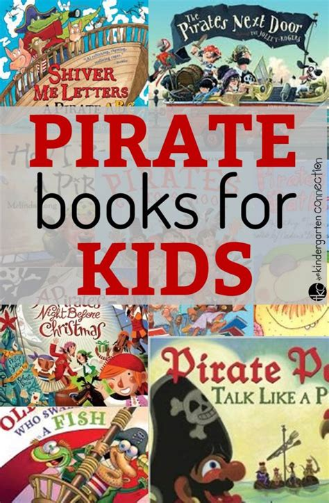 pirate picture books pirate books for the kindergarten connection