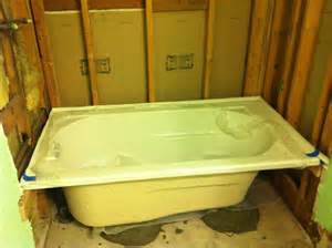 Drop In Bathtub Installation Kohler Devonshire Drop In Bathtub Review Infobarrel