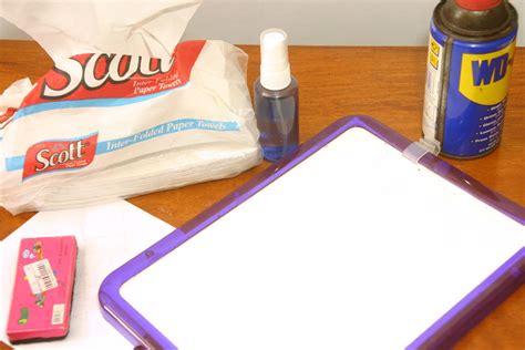Nettoyer Une Ardoise Blanche comment nettoyer une ardoise blanche 6 233