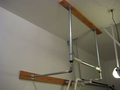Garage Pull Up Bar by Constantly Varied Crossfit Garage Diy Pull Up Bar
