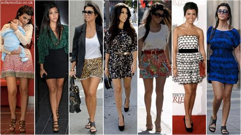Kourtney Wardrobe so far so chic look kourtney