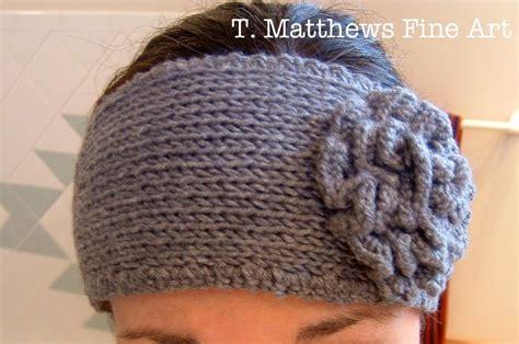 knitting pattern headband ear warmer t matthews fine art free knitting pattern headband ear