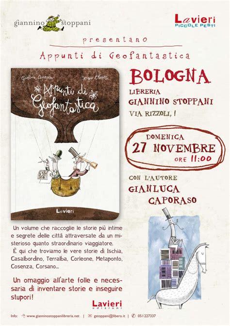 libreria stoppani bologna giannino stoppani libreria per ragazzi appunti di