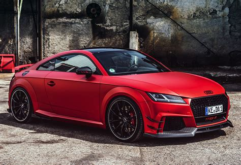 Audi Ttrs Abt by 2017 Audi Tt Rs Coupe Abt Rs R характеристики фото цена
