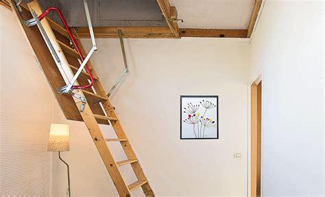 installer un escalier escamotable pour acc 233 der aux combles