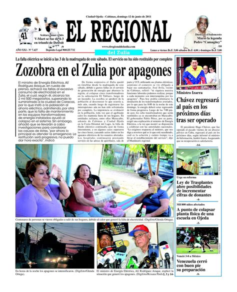 el regonal del zulia calam 233 o el regional del zulia 12 06 2011