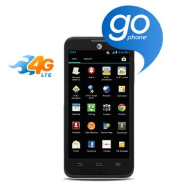 Go Mobile Phone by At T Prepaid Gophone Plans Get More Data Hotspot
