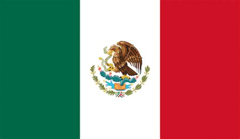 what do the colors of the mexican flag worldatlas