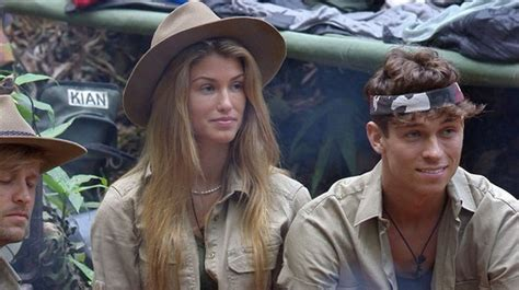 celebrity jungle eviction tonight joey essex and amy willerton voted out of i m a celebrity