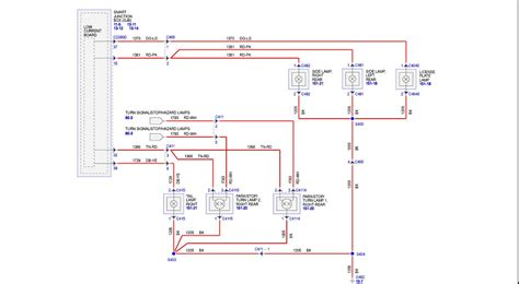 light wiring diagram the mustang source ford