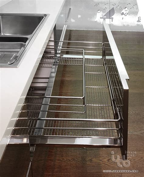 Kitchen Sink With Drying Rack Kitchen Kitchen Islands Modern Dish Racks Other By Itb Kitchen Wardrobe Manufacturer
