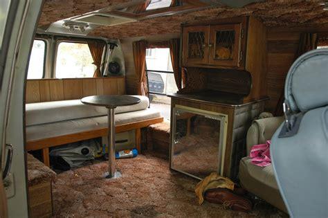 van upholstery chevy van interior