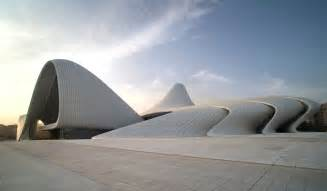 heydar aliyev cultural center yale of architecture