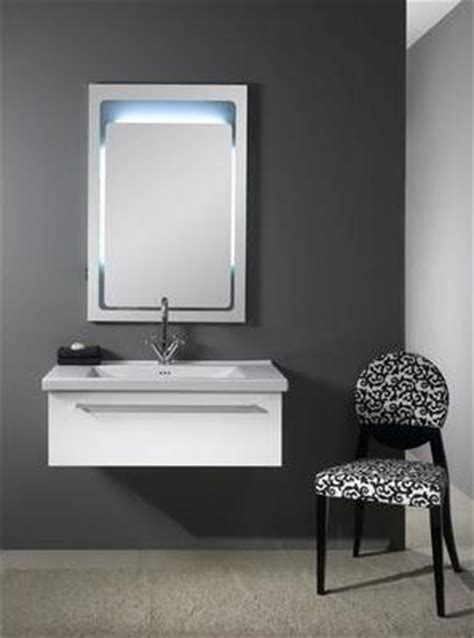 backlit bathroom vanity mirror backlit mirrors see yourself with a backlighted mirror