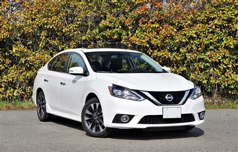 nissan sentra 2017 turbo 2017 nissan sentra sr turbo the car magazine