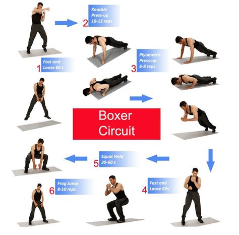 5 minute boxing home workout armour