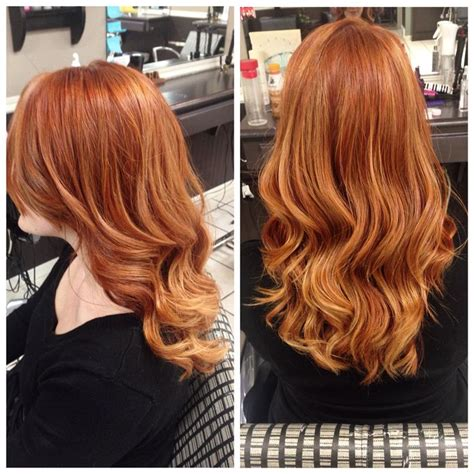 red heads with partial blonde highlights 25 best ideas about red hair with highlights on pinterest