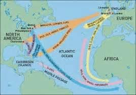 Middle passage and the atlantic slave trade sophie von anhalt zerbst
