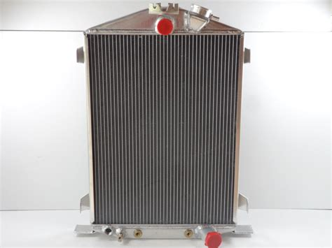hot hot radiatory hot rod radiator aluminium 680 high by 430 wide core 60
