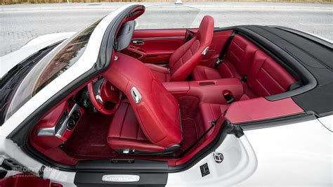 porsche 911 back seat porsche 911 carrera s cabriolet review autoevolution