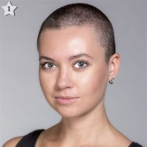 headbands on buzz cut hair 1760 best images about bald buzzed but beautiful on