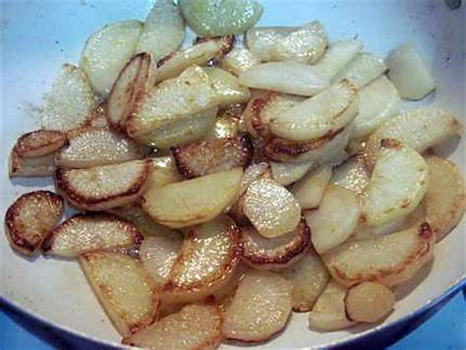 cuisiner un radis noir recette de crevettes sur un lit de radis noir rissol 233 avec