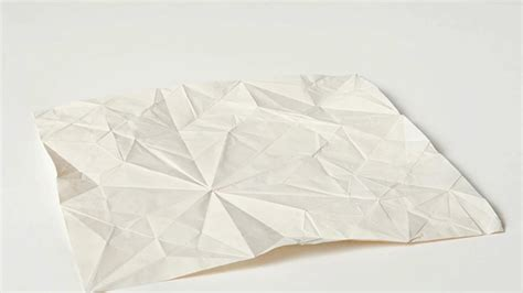 Single Paper Origami - origami artist sipho mabona will attempt to fold a