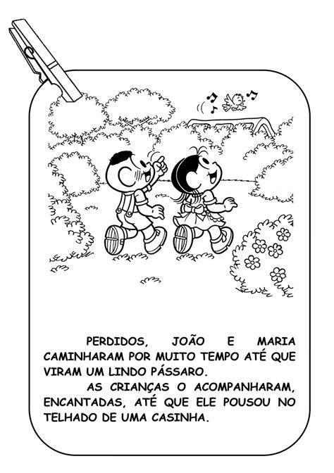 Alfabetizando com Mônica e Turma: Varal de História - João