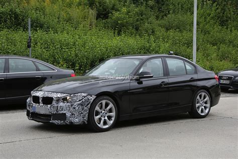 Bmw 3er Facelift 2015 by 2015 Facelift Bmw 3 Series Sedan And Touring Spied Testing