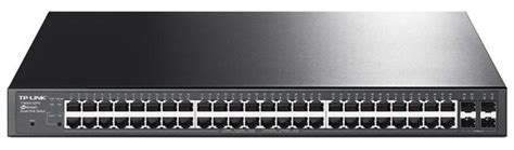 Tp Link Switch Managed T1600g 52ps tp link t1600g 52ps tl sg2452p 48 port switch t1600g