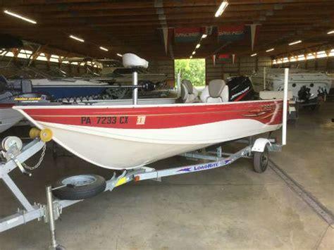 crestliner deck boats for sale used used crestliner boats for sale 5 boats
