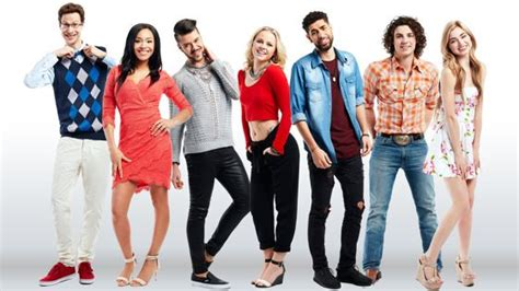 With The 4 Cast Revealed by Big Canada 4 Cast Houseguests Revealed Big