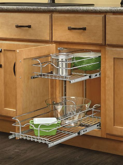 wire drawers for kitchen cabinets 47 insanely clever storage ideas for your whole house