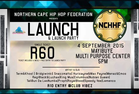 party themes kimberley northern cape nchhf launch launch party kimberley 2018 kimberley