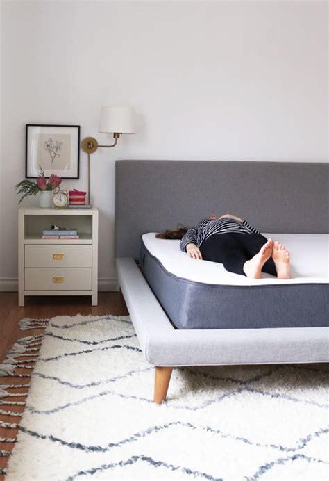 Where To Test A Casper Mattress - sleep in heavenly peace casper mattress review at home