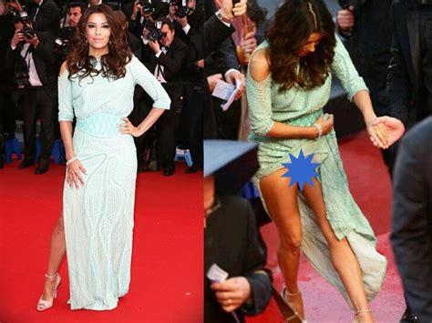no panties eva longorias wardrobe malfunction in cannes 518 eva longoria s cannes wardrobe malfunction boldsky com